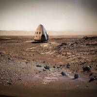 Musk aims to land unmanned SpaceX 'Red Dragon' capsule to Mars as early as 2018