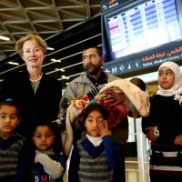 First Syrians in 'surge' resettlement program depart Jordan for Kansas City