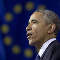 Obama says new troops in Syria will be essential