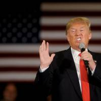 Trump trips heading into Wisconsin primary to delight of Cruz, other foes