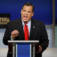 Chris Christie | REUTERS