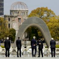 Overseas visitors to Hiroshima atomic bomb museum hit record high in fiscal 2015