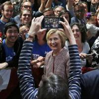 Clinton's election momentum makes continuity of Asia 'pivot' more likely