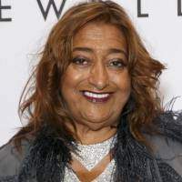 Tributes follow death of architect Zaha Hadid