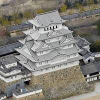 Himeji attracted record 2.87 million visitors in 2015