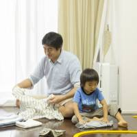 House husbands gaining acceptance in Japan as gender stereotypes ease