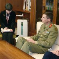 Japan's Defense Ministry, Australian Army to promote joint drills