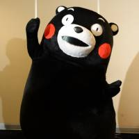 Beloved mascot Kumamon's absence since quakes spurs Japan Twitter traffic