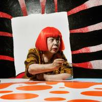 Artist Yayoi Kusama named as one of Time's 100 most influential people