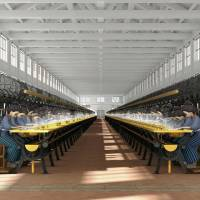 Tomioka Silk Mill tours using smart glasses to look back in time