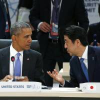 Xi, Abe skip chance to chat at nuclear summit amid growing tensions
