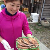 Salted and dried on Japan's far side