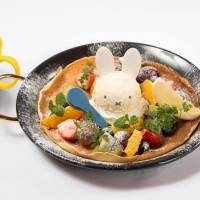 You can now eat Miffy's sweet little face at a cafe in Tokyo