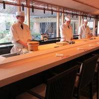 Ritz-Carlton, Osaka, expands menu with Japanese restaurant re-opening