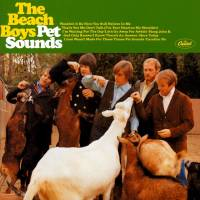 California classic: The Beach Boys album 'Pet Sounds' was released in May 1966 to lukewarm reviews, but it has since become a classic, according to many music critics.