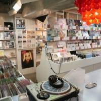 Wax ecstatic: The interior of Jet Set Records' Tokyo branch is filled with fantastic finds. | PHOTO COURTESY JET SET