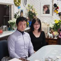 Toshihiko and Takako Takahara haven't forgotten their 21-year-old son, Akira (photographed), who died 3½ years ago after a heavy drinking session   MASAMI ITO
