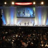 Five stages presented live performances and panels at this year's AnimeJapan in Odaiba, Tokyo. | ANIMEJAPAN ORGANIZATION