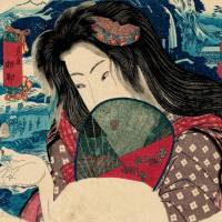 Kuniyoshi and Kunisada: When great minds think a little differently