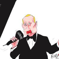 Moscow's government in eastern Ukraine