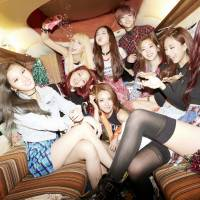 Doubling up: K-pop act Twice formed on the South Korean reality TV show 'Sixteen.'