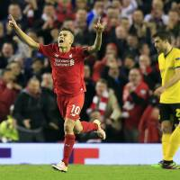 Liverpool stages rally to reach Europa League semifinals