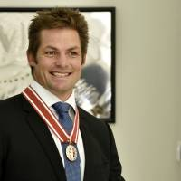 All Blacks legend McCaw honored with Order of New Zealand