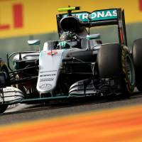 Rosberg wins Chinese GP for sixth straight victory