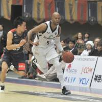 Ryukyu setting pace as final season winds down