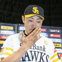 Baseball pauses to reflect on Kyushu earthquakes