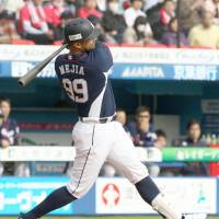 Mejia, Makita guide Lions past rival Marines