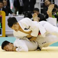 World champion Ono triumphs at national invitational judo tourney