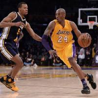 Kobe signs off with 60-point night