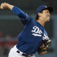 Dodgers' Maeda sharp in final start of spring