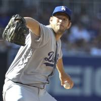 Kershaw leads Dodgers to Opening Day victory