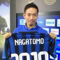 Nagatomo finalizes three-year contract extension with Inter Milan