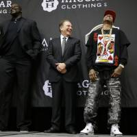Iverson, Shaq, Yao elected to Hall