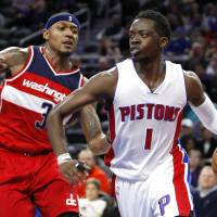 Pistons win to clinch playoff berth