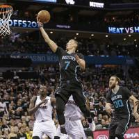 Hornets end long wait for victory