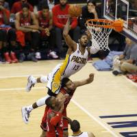 Pacers rout Raptors, force Game 7