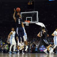 Villanova wins national title on buzzer-beater