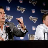 Rams confident moving up to No. 1 in draft was right call for franchise