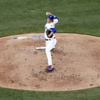Maeda continues to impress with Dodgers