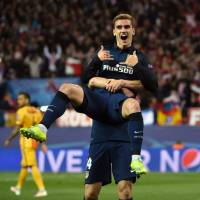 Atletico eliminates Barcelona in Champions League quarterfinals