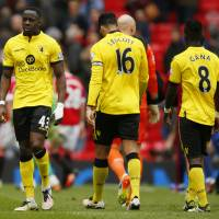 Villa relegated after 28 years in top flight