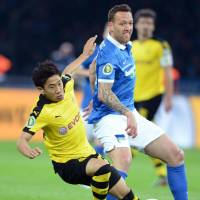 Kagawa plays central role as Dortmund beats Berlin