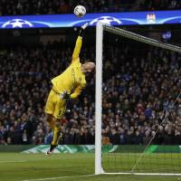Madrid holds City 0-0 in Champions League semifinal