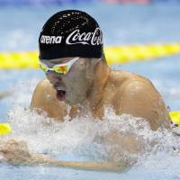 Kitajima closes in on Olympic berth; Hagino punches ticket