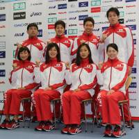 Japan confirms swimming team for Rio Olympics