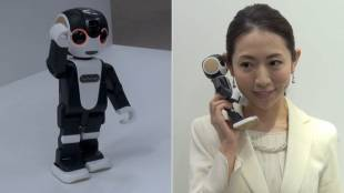 [VIDEO] Sharp's RoBoHoN robot phone gets a release date